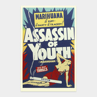 Assassin of Youth: Movie Print | MoMA