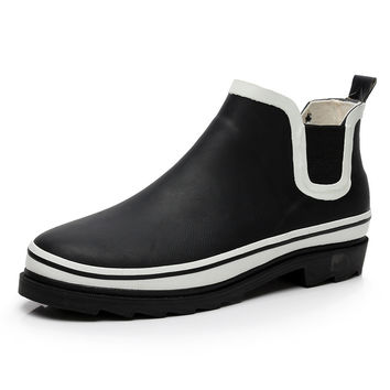 Fashion Miss Rain Bootie,Rain boots = 5825364929
