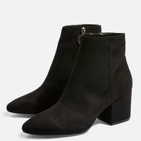 Brandy Micro Ankle Boots