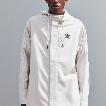 adidas Pinstripe Coach Jacket | Urban Outfitters