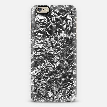 shiny foil iPhone 6 case by austeja platukyte | Casetify