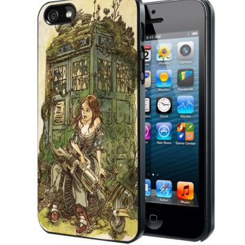 Tardis Amy Pond Doctor Who Samsung Galaxy S3 S4 S5 S6 S6 Edge (Mini) Note 2 4 , LG G2 G3, HTC One X S M7 M8 M9 ,Sony Experia Z1 Z2 Case