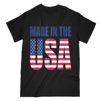"""""""Made in the USA"""" - T Shirt"""