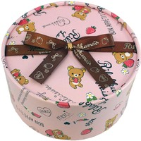 Rilakkuma La Fraise Chocolates 2016 (7 pieces w/DX round box)