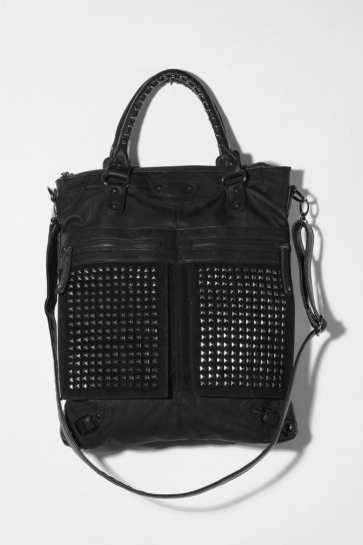 499a0d16cf75 Leather Studded Backpack Urban Outfitters- Fenix Toulouse Handball