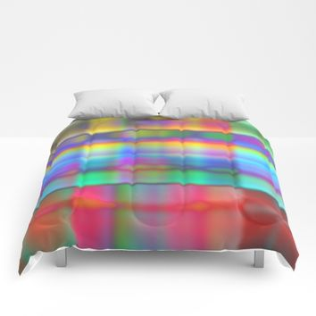 Layers Comforters by Lyle Hatch