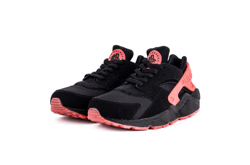 NH05 - Nike Air Huarache (Black Pink) from shopzaping.com  c6521c050281