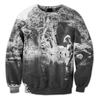 Justin Bieber Waters Crewneck