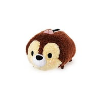 Chip ''Tsum Tsum'' Plush - Mini - 3 1/2''