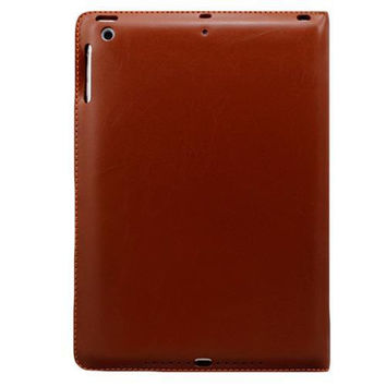 S5Q Smart Thin Shockproof Leather Case Cover Stand Protector For Apple Ipad Air2 AAAFHE