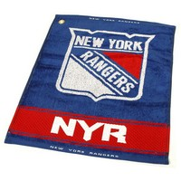 Team Golf New York Rangers Woven Towel (Ran Team)