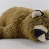 Product 6 1st Generation TY Classic Bandit Raccoon Plush Stuffed Animal