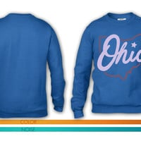Ohio State of Mind crewneck sweatshirt