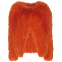 Vanessa Bruno Fox Fur Jacket