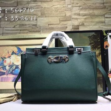 HCXX 19Aug 878 Gucci 564714 Zumi Interlocking G Horsebit Doctor Bag Fashion Stam Bag