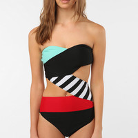 Urban Outfitters - Volcom Be Bold One-Piece Swimsuit