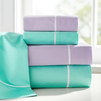 Solid Luxe Sheet Set