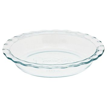 Pyrex 100-Year Anniversary 9.5-in. Pie Plate