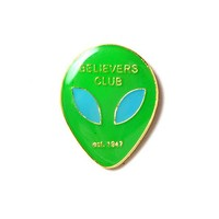 Believers Club Pin
