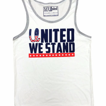 'United We Stand' Tank Top