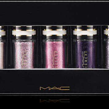 M·A·C Cosmetics | New Collections > Eyes > Nocturnals Pigments and Glitter: Silver and Violet