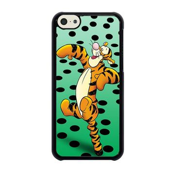 TIGGER Winnie The Pooh iPhone 5C Case Cover