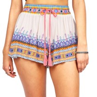 Grecian Crinkle Shorts