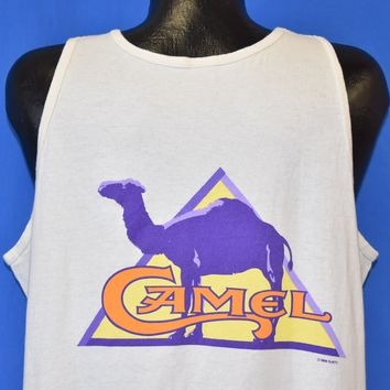 90s Camel Cigarettes Tank Top t-shirt Extra Large