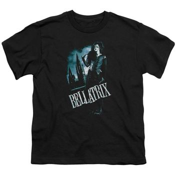 Harry Potter - Bellatrix Full Body Short Sleeve Youth 18/1 Shirt Officially Licensed T-Shirt
