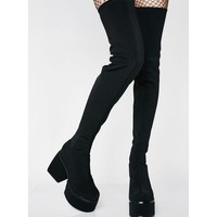Vida Thigh High Boots