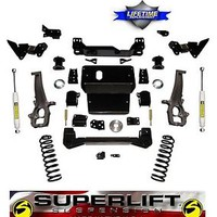 "2012-2017 Dodge 1500 Ram 6"" SuperLift Full Suspension Lift Kit 4X4 Made USA K120"