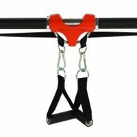 GoFit Gravity Bar Body Weight Training System With Exercise Dvd & Portable Flipbook