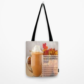 PSL  Tote Bag by Jessica Ivy