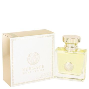 Versace Signature By Versace Eau De Parfum Spray 1.7 Oz