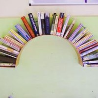 Sun Bookshelf Engine Turned Circles by briannakufa on Etsy