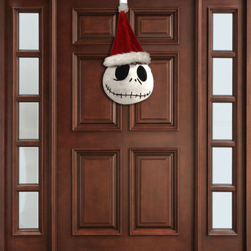 Jack Skellington Door Hanger - Christmas Decor
