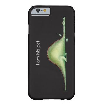 Stretched dragon barely there iPhone 6 case