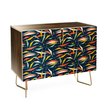 Heather Dutton Swizzlestick Party Girl Credenza