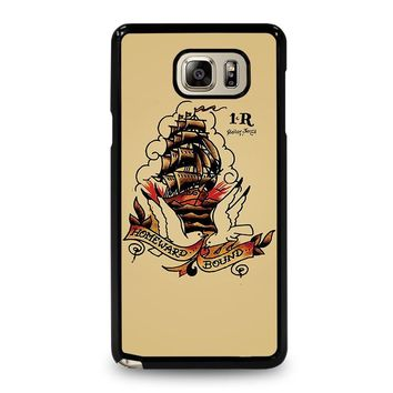SAILOR JERRY Samsung Galaxy Note 5 Case Cover