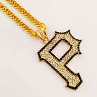 Shiny New Arrival Stylish Jewelry Gift Hip-hop Club Necklace [8979458436]