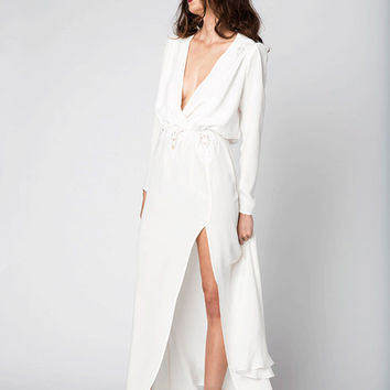 Alabama Gown - White | Stone Cold Fox