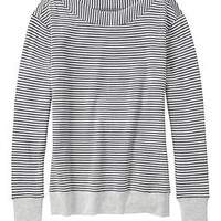 Studio Striped Boatneck