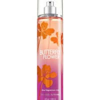 Fine Fragrance Mist Butterfly Flower