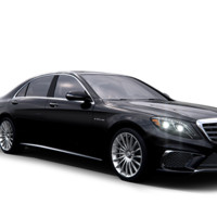 The 2015 Mercedes-Benz S65 AMG Sedan