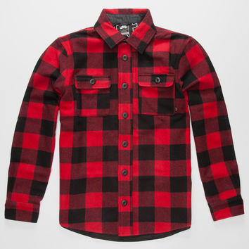 hot new products retail prices various styles NIKE SB Holgate Wool Mens Flannel Shirt | Flannels