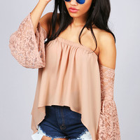 Belladonna Blouse | Cute tops at PInkIce.com