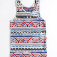 On The Byas Rudy Jacquard Tank at PacSun.com
