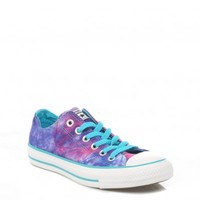 CONVERSE WOMENS CT OX MESANGE PURPLE TRAINERS