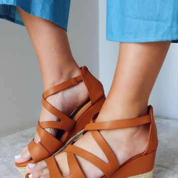 All It Takes Wedges: Cognac