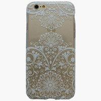 Ankit Floral Iphone 6 Case Clear One Size For Women 26223790001